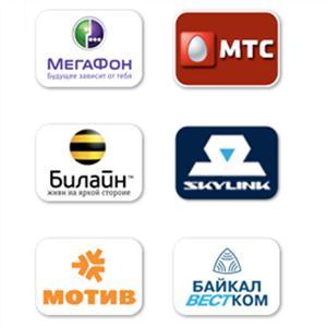 Операторы сотовой связи Заводоуспенского