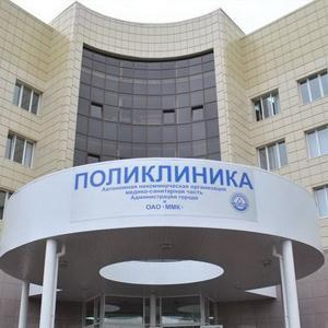 Поликлиники Заводоуспенского