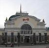 Железнодорожные вокзалы в Заводоуспенском
