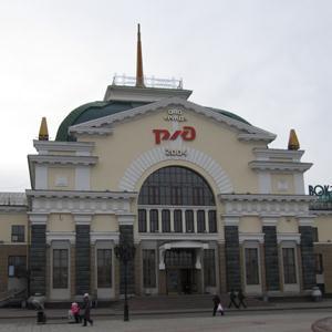 Железнодорожные вокзалы Заводоуспенского